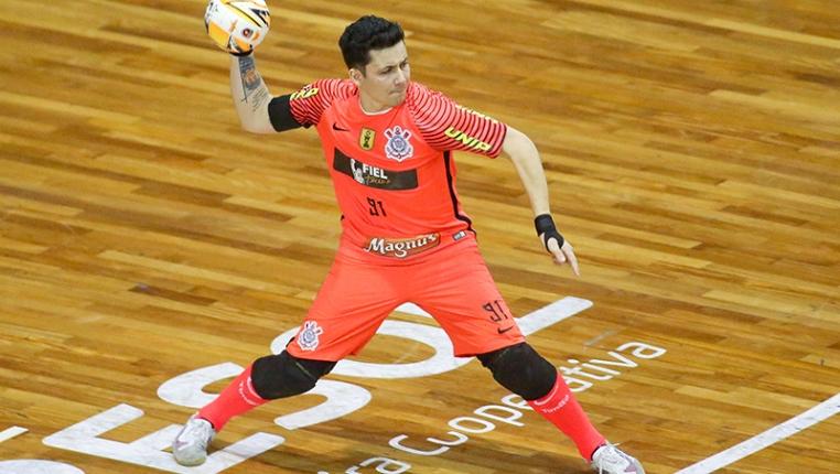 Guitta é convocado para amistosos pela Seleção Brasileira de Futsal 3665ecea91099